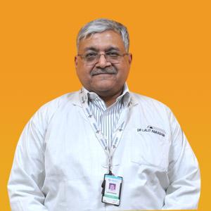 Dr. Lalit Mohan Parashar - Director -ENT