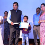 Kids Drawing Competition Winner