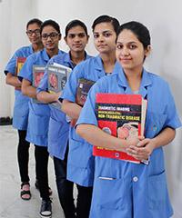 Nurses Team at Asian Hospital