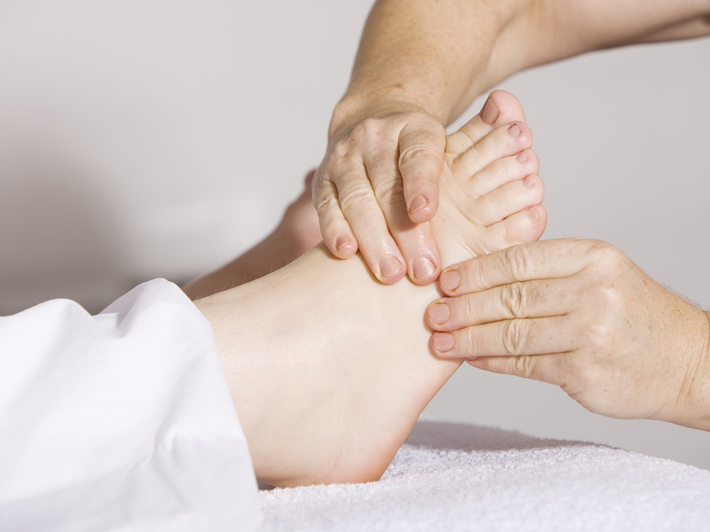 leg Physiotherapy