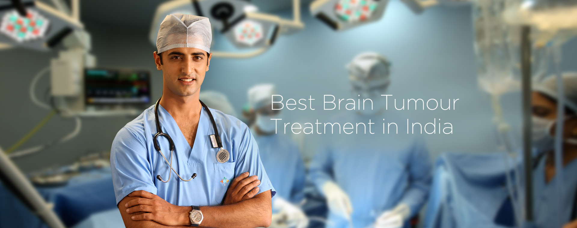 Best Brain Tumor Treatment in India