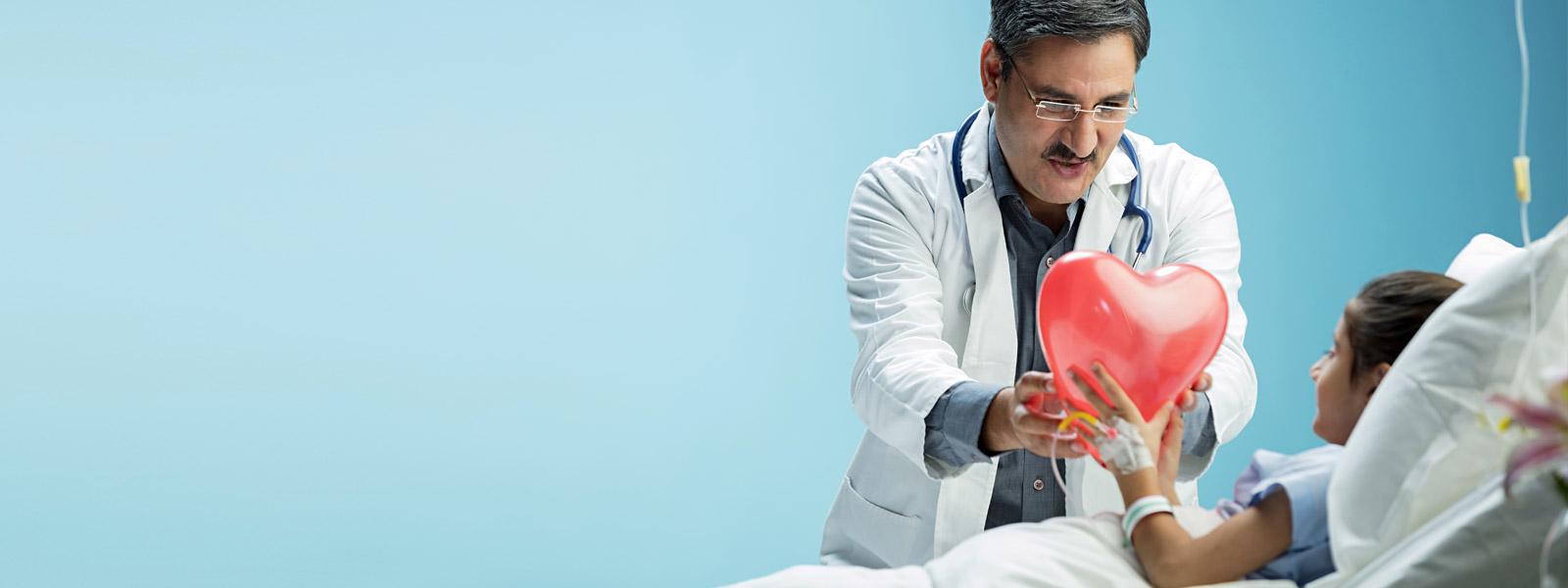 Pediatrics Cardiology & Cardiac Surgery