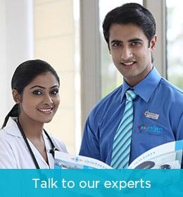 Talk To Expert