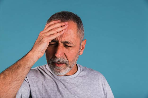Best pressure points to calm headache