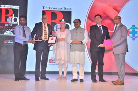 The Economic Times recognizes Asian Institute of Medical Sciences as one of the Best Healthcare Brands 2019-20