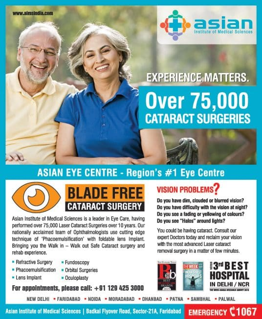 Blade free cataract surgery