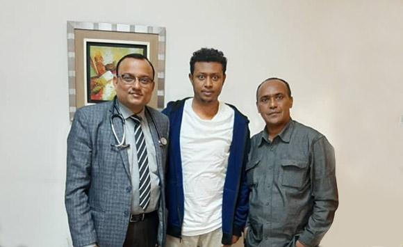 Mr Tamiru Mulugeta