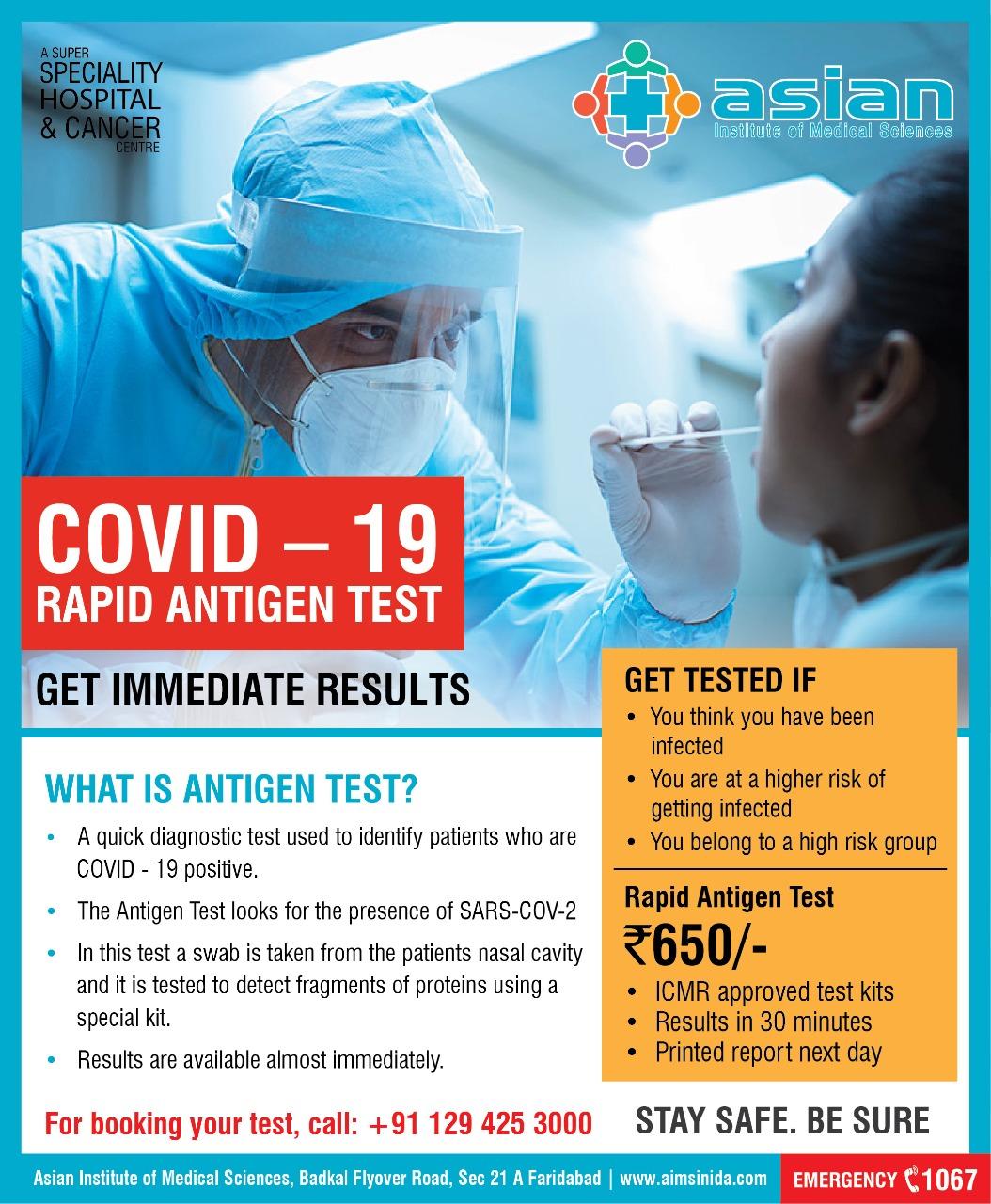 Rapid Antigen