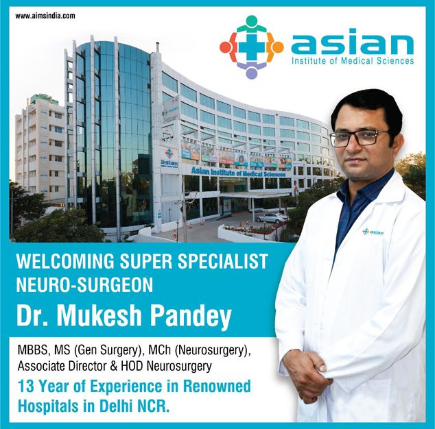 Asian Hospital Welcomes Dr. Mukesh Pandey