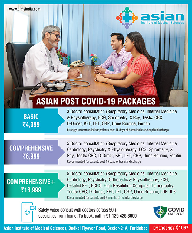 Post-Covid Packages