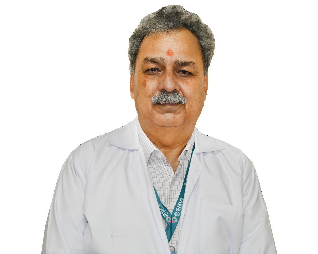 Dr. Devinder Kumar Seth