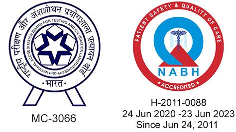 Nabl Accredited LAboratory