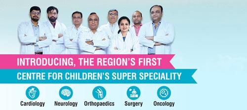 Centre for Children's Super Speciality